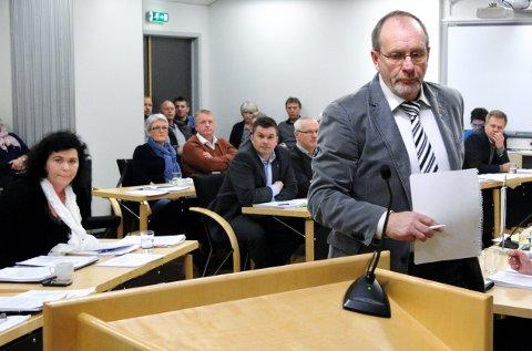 Wiggo Sørlien, selv mangeårig politiker for Fremskrittspartiet i Hvaler, er bekymret for etterveksten av folk som vil engasjere seg for lokalmiljøet.