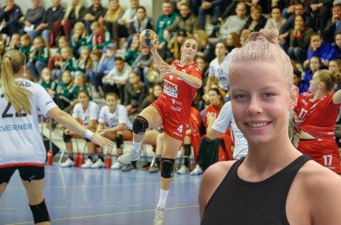 FLERE KJENTE: FBKs ny keeper Hanne Sagvold (portrettet) kjenner flere av spillerne i FBK-troppen, blant andre Thale Rushfeldt Deila.
