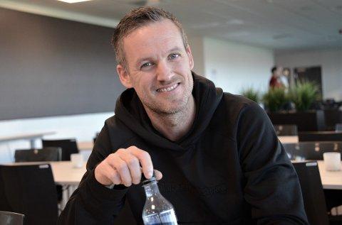 FULL TIMEPLAN: Kjetil Berge vil ikke ha problemer med å fylle timeplanen i 2020.