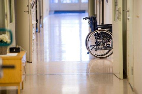 Ikke bare stille: På landsbasis var det 13.000 sykehjemsavvik som handlet om vold, trusler og utagering i 2018. Også på Fredrikstad kommunes ni sykehjem er det pasienter som slår, sparker og er aggressive.
