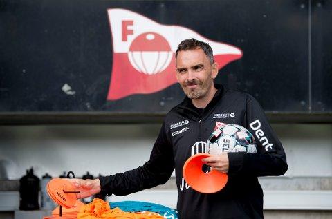 FORBEREDT: FFK-assistent Joakim Klæboe og resten av teamet er godt forberedt til oppgjøret mot Raufoss mandag.