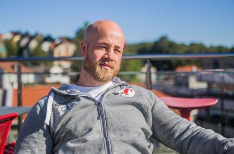 Eirik Haugdal har hatt sin siste dag som trener for FBK.