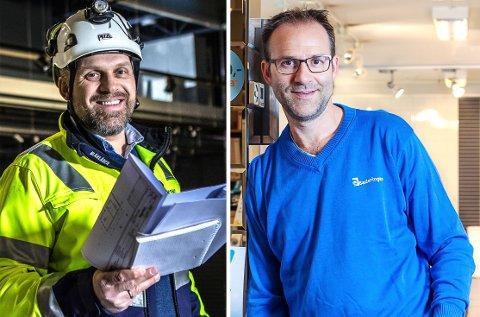 Firmaene til både Richard Ulriksen og Rune Pedersen har fått flere henvendelser i forbindelse med tilsynsarbeidet til Narvik vann den siste tida.