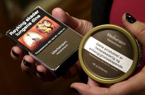 Det er frykt for at forslaget om nøytrale røyk- og snuspakker kan føre til økt smugling.