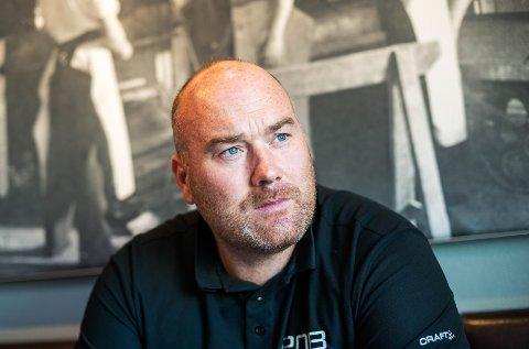 FIKK IKKE PENGER: Richard Andreassen solgte sitt murerfirma men fikk aldri betalt. Han visste ikke at det var en konkursgjenganger som kjøpet selskapet.