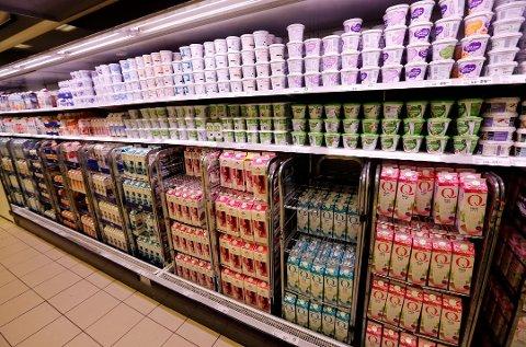 Norske matvarer er dyrest i Europa