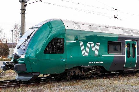 TUT TUT: Røysumtunet er oppgitt over tuting ved Jaren stasjon, men Bane Nor mener det ikke er noen veg utenom.