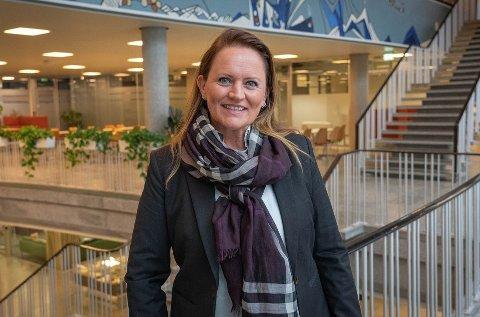 MED MILLIONAVTALE: Gro Merethe Johnsrud, administrerende direktør i  Propell.ai, har sikret bedriften en millionavtale med NSD.