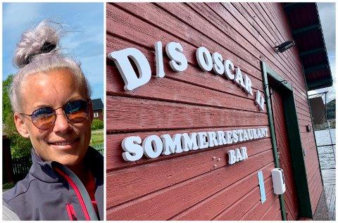 ÅPNING: Mari Knutstadengen gleder seg til å åpne dørene på Oscar lørdag.