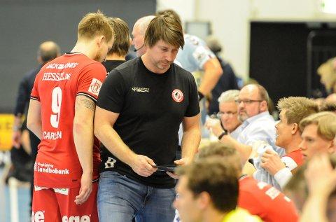 KONKURS: Jonas Willes danske klubb HC Midtjylland har kun penger til å drive fram til 1. april. Etter den slås klubben konkurs.