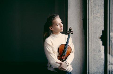 SOLIST: Mari Samuelsen er solist under søndagens vinterkonsert i Vang kirke.