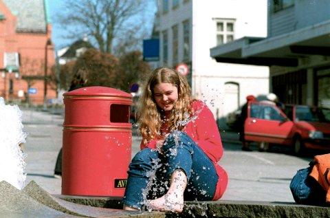 DREPT: Birgitte Tengs ble drept i mai 1995. Nå etterforskes drapet på nytt. ARKIVFOTO: Geir Øverland
