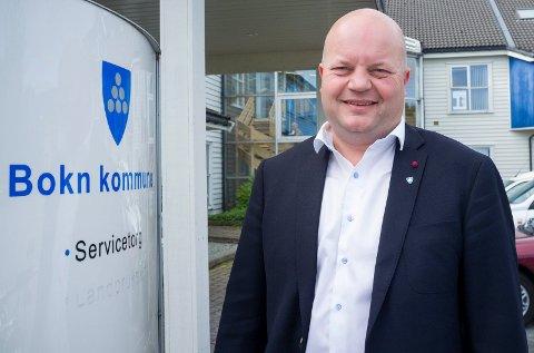 Ordfører Tormod Våga.