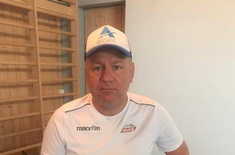 Arnt Fredheim i Vard Haugesund reagerer på måten han og de unge spillerne ble tatt imot av Norway Cup.