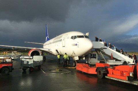 NY RUTE: I sommerprogrammet for 2020 lanserer SAS sommerrute fra Haugesund til København.