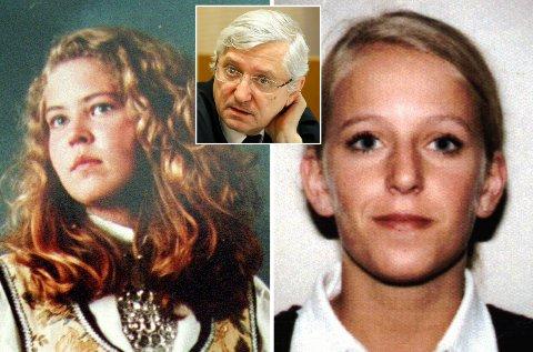Advokat Arvid Sjødin sier at det tidlig ble pekt på likheter mellom drapene på Birgitte Tengs og Tina Jørgensen