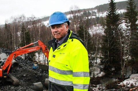 Banesjef på Nordlandsbanen, Bjørn Sørum i Bane NOR (bildet er tatt ved en annen anledning).
