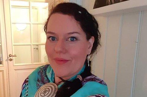 SPENT PÅ ROBERTSEN: Sametingsråd Silje Karine Muotka (NSR) sier hun er spent på Raymond Robertsens politiske profil som ny statssekretær for samiske saker.