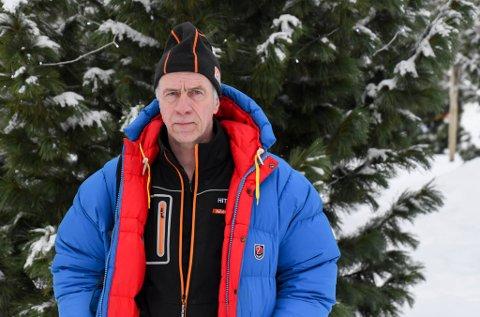 REAGERER: Werner Vonheim reagerer sterkt på behandlingen han har fått av Sparebank1 Nord Norge og DNB. Han betegner virksomheten som nærmest kriminell.
