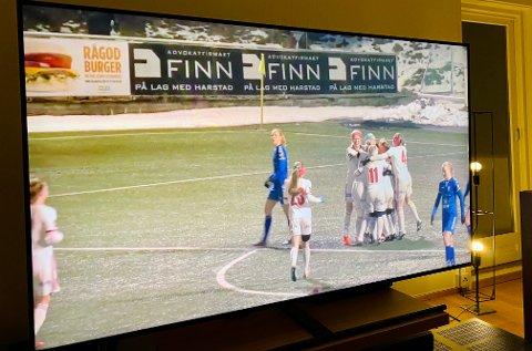 SEIER: Kampen der Medkila slo Kolbotn i opprykkskampen på Harstad stadion er blant tusenvis av oppgjør du nå kan se på iHarstad. Hver uke får du tilgang til nye oppgjør i en rekke idrettsgrener.