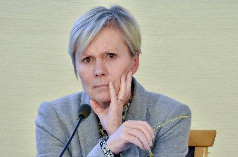 Kommunedirektør Inger Hegna mener politikerne blander seg inn i administrasjonens rolle.