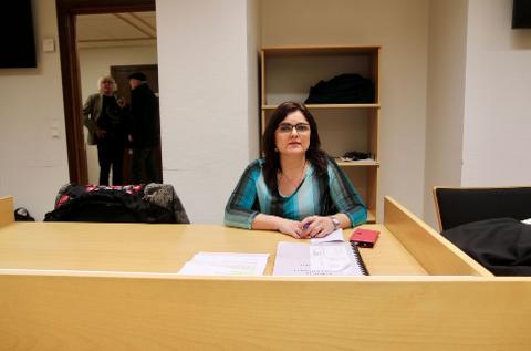 Saksøker: Merete Hodne går til sak mot Facebook