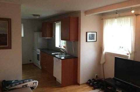 KRAV: En utleiedel i en bolig må tilfredsstille mange krav, blant annet til takhøyde, dagslys og rømningsveier.