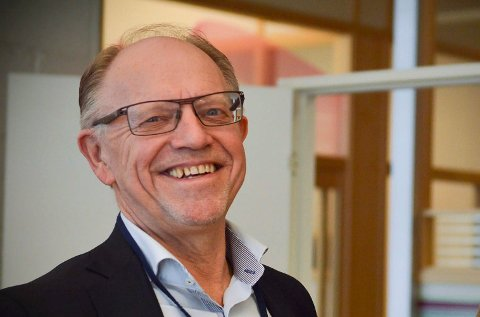 NYTT VERV: Torkil Bjørnson er styreleder i Glogerakademiet.