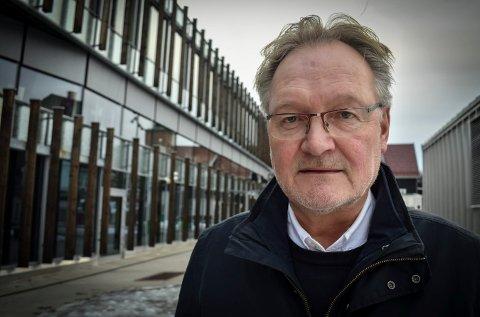 NY SJEF: Ragnar Slaastad Studsrød bor på Nøtterøy. Nå har han startet pendlingen til Kongsberg for sin nye toppjobb i KKE.