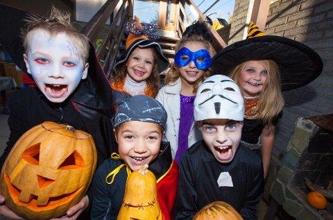 POPULÆRT: Halloween blir stadig større i Norge. Her er tipsene for en trygg og artig feiring.