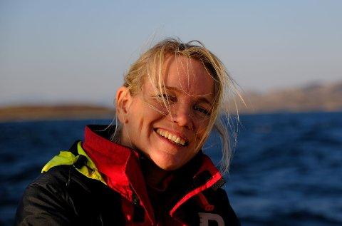 Ny klimarådgiver: Ingrid Slungaard Myklebust er ny klimarådgiver i Lofotrådet