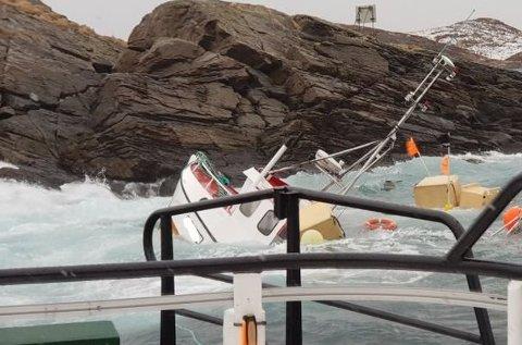UTSATT: Fiskefartøy er den fartøygruppa som er mest utsatt for ulykker.