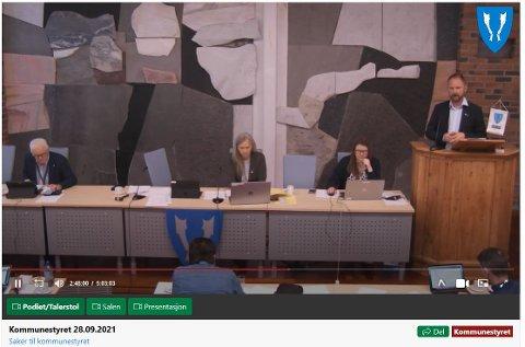 Behandlet reguleringsplaner: Tre reguleringsplaner ble annengangsbehandlet i Vestvågøy kommunestyre på tirsdag.