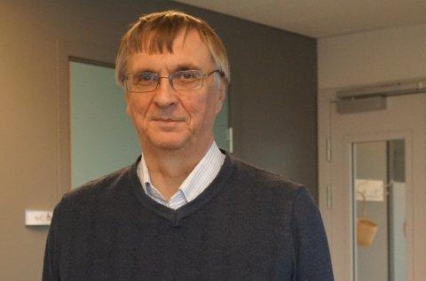 Kommunedirektør Steinar Sæterdal sier at stillingen er viktig for Moskenes.