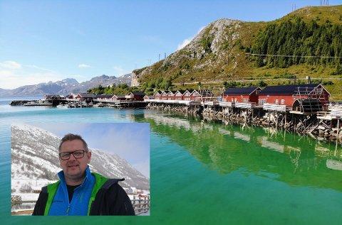 Rolf Sverre Høyen og Lofoten Basecamp gleder seg til at det blir mer fart og flere gjester.