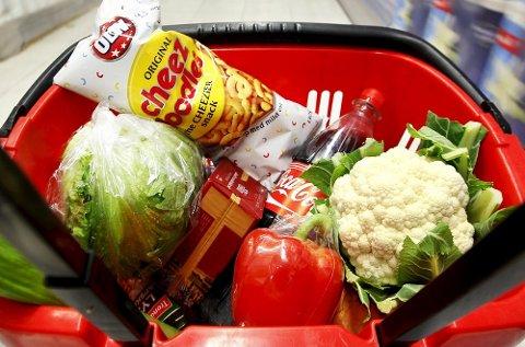 9 av 10 handler matvarer flere ganger hver uke, viser en fersk  undersøkelse.