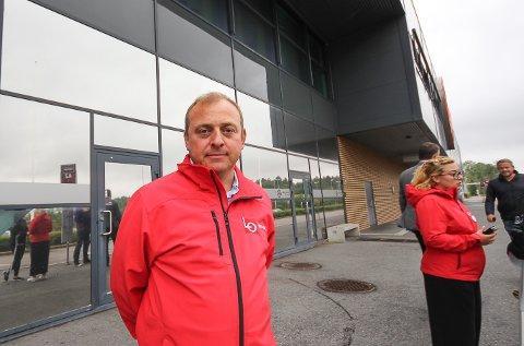 POSITIV: - Ryanair er blitt positive til at de ansatte organiserer seg og det er bra, men det skulle bare mangle, noe annet er brudd på organisasjonsfriheten, sier LO Østfolds Ulf Lervik til Moss Avis.