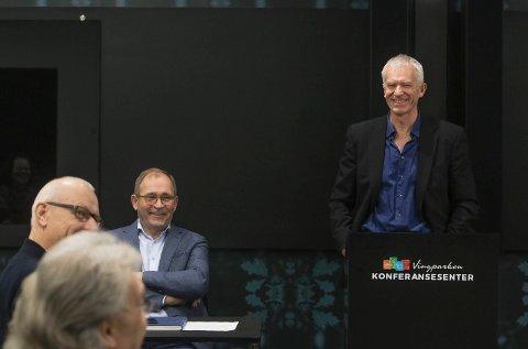 MØTE: Arild Svenson inviterer til borgerdialog.