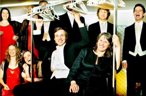 PSSST...! Grete Pedersen er kunstnerisk leder og dirigent for Det Norske Solistkor. 58 år, skilt, en sønn.