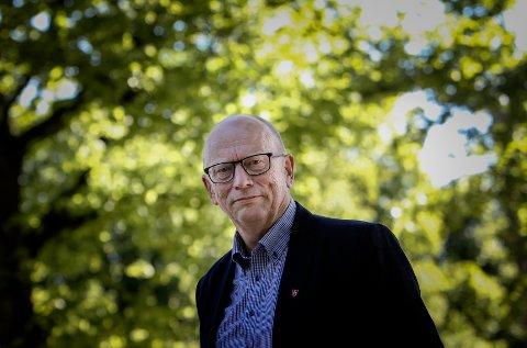 NY TID: Kommunedirektør Ivar Nævra i Våler peker på at både ansatte og elever må ha tilgang til stabil IT-drift og gode brukerstøttetjenester i dagens samfunn.