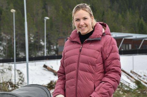 Mari Molid har flyttet hjem til Trondheim igjen. Nå leker hun med tanken på å fortsette karrieren.