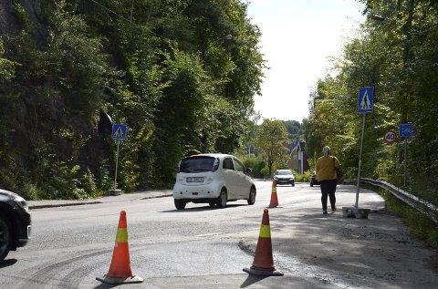 Vårrengjøringen av gatene i bydelene Nordstrand, Østensjø og Søndre Nordstrand starter mandag 23. mars klokken 07.00. Illustrasjonsfoto.