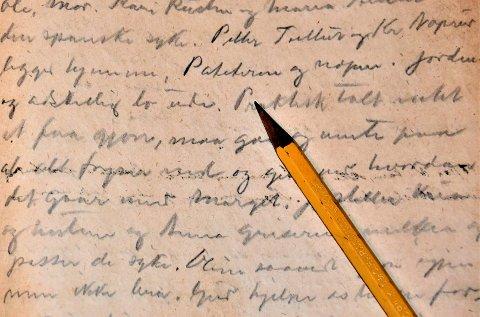 Gardbrukaren på garden Mæhlum ved Otta førte dagbok da spanskesjuka kom til gards i 1918.
