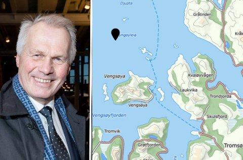 FÅR TILLATELSE: Laksemilliardær Gustav Witzøes utspill skaper engasjement.