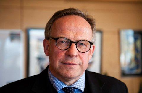 RASK BEHANDLING: – Bedrifter som søker og har papirene i orden, vil raskt få innvilget tilskudd, lover direktør Lars Peder Brekk ved Brønnøysundregistrene.