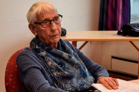 GAVEMIDLER: -  Dette er en sak det er blitt mye prat om, og som folk er opptatt av, sier eldrerådsleder Olaug Lihagen om testamentariske gaver og andre gavemidler i kommunene.