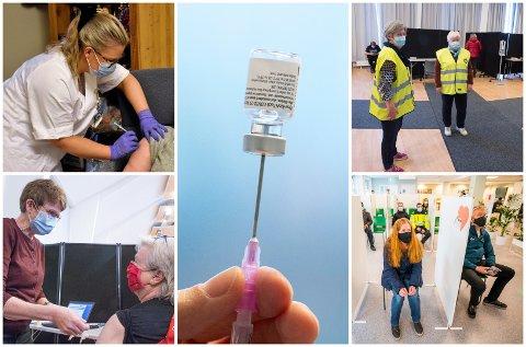 VAKSINE: 3.027.057 personer er vaksinert med minst en dose av koronavaksine i Norge, viste FHIs tall 9. juli. Hvordan opplevde du å få stikket og tida etter?