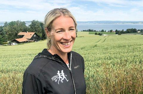 INGEN ALDER: Silje Eklund har rundet 40, men det hindret henne ikke i å bli norsk mester på maratondistansen. Og hun tror det fortsatt er mulig å bli bedre.