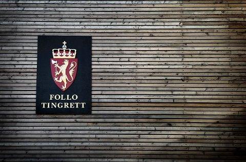 TATT OG DØMT: En mann (20) fra Oppegård ble i Follo tingrett dømt for fem fartsovertredelser.