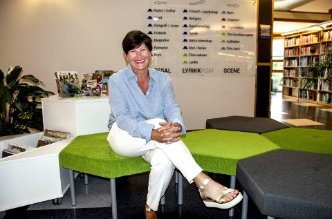 FILM: Fylkesbiblioteksjefen, Mette Kristin Gjerdrum, lover deg god film rett hjem på nett nå.